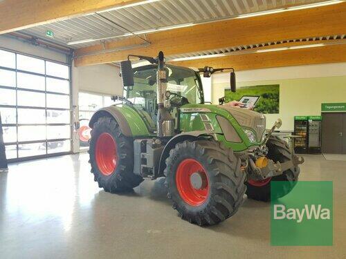 Traktor Fendt - 724 Vario SCR Profi