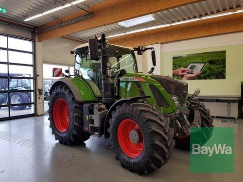 Fendt 724 Vario S4 Profi Plus Year of Build 2019 4WD