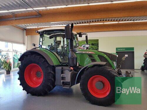 Tractor Fendt - 722 Vario SCR Profi Plus