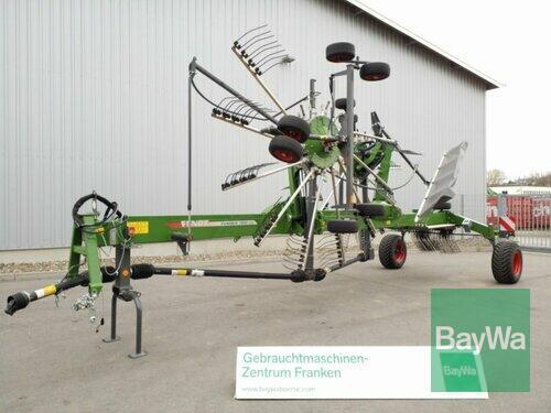 Hay Equipment Fendt - FORMER 7850 PRO
