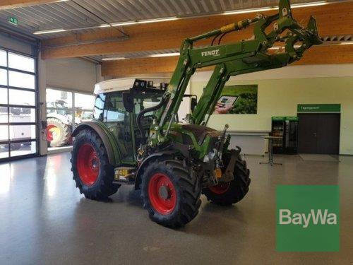 Fendt 211 Vario S3 Hopfen-Edition Front Loader Year of Build 2018