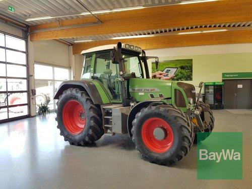 Fendt 714 Vario TMS Year of Build 2006 4WD