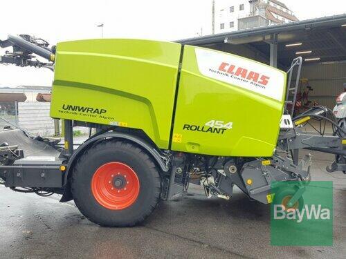 Claas Rollant 454 RC Uniwrap Baujahr 2017 Bamberg