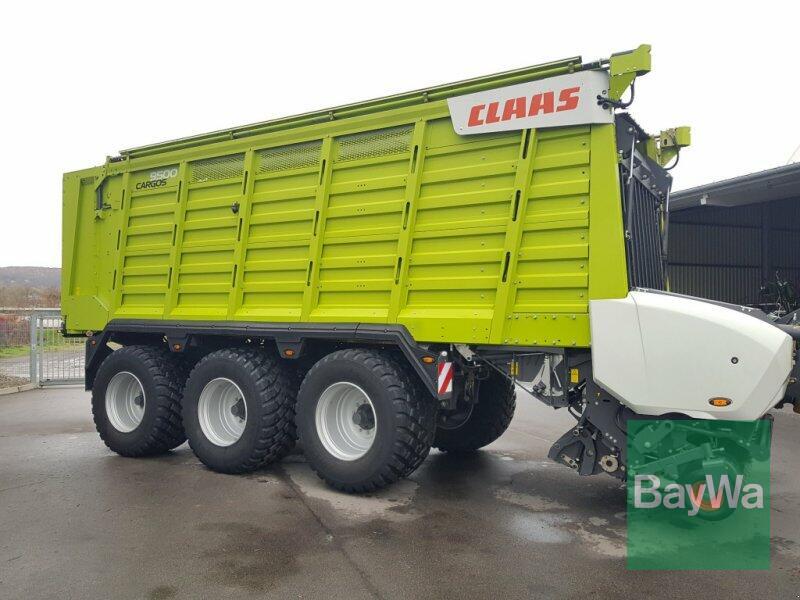 Claas Cargos 9500 Tridem