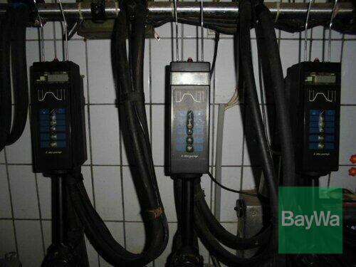 Melk- & Kühltechnik DeLaval - 3 Melkzeuge mit Abnahmeautomatik