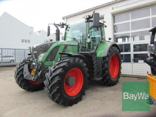 Fendt 722 Vario SCR Profi Plus Year of Build 2013 4WD