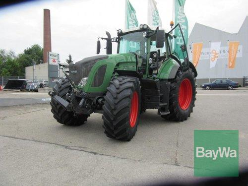Fendt 933 Vario Scr Profi Plus + Rüfa Year of Build 2013 4WD