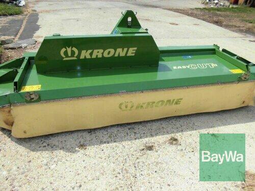 Krone Easycat 32 Front
