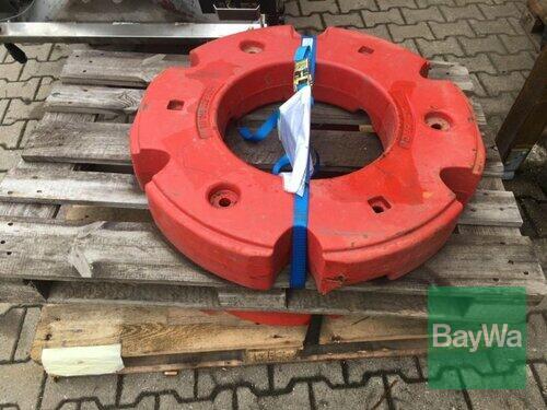 Fendt Radgewichte  2 x 285 kg.