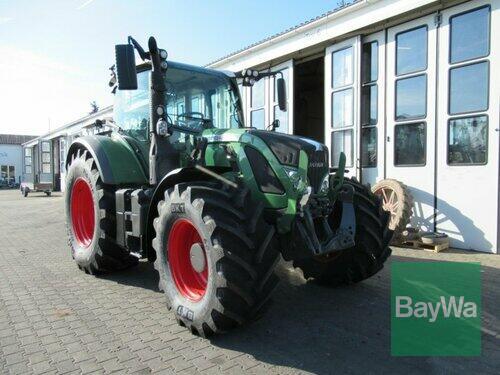 Fendt 724 Vario SCR Profi Plus Año de fabricación 2014 Accionamiento 4 ruedas