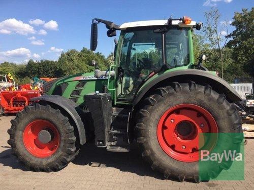 Fendt 722 Vario SCR Profi Plus Year of Build 2014 4WD