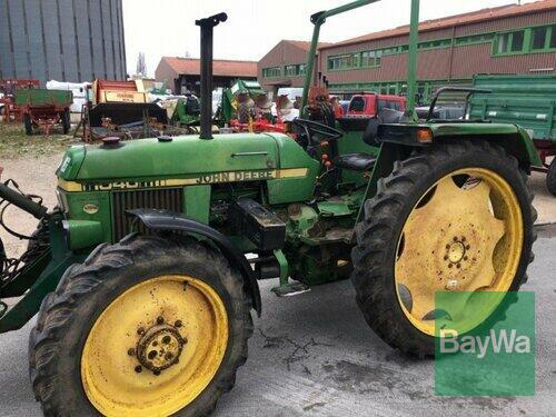 John Deere 1040 Año de fabricación 1986 Accionamiento 4 ruedas