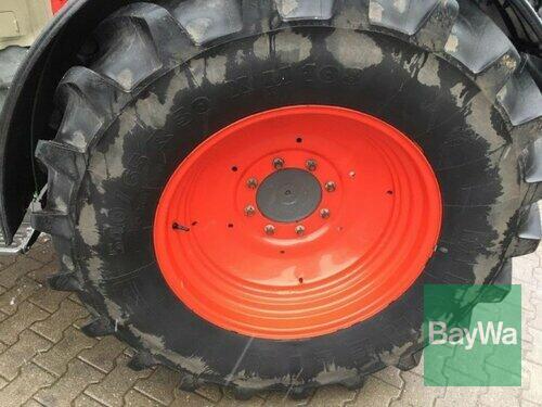 Michelin Radsatz zu Fendt 200er