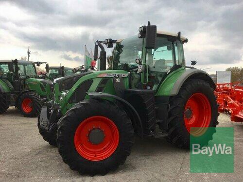 Traktor Fendt - 720 Profi SCR