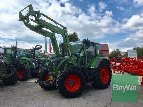 Traktor Fendt - 516 S4 PowerPlus