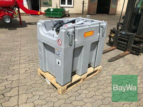Cemo Dt-Mobil Easy 600 Ltr. Mit Dieselpumpe Bouwjaar 2019 Dinkelsbühl