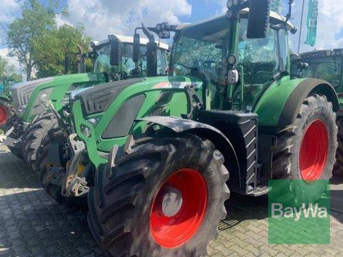 Fendt 720 Vario SCR Profi Plus Year of Build 2012 Dinkelsbühl