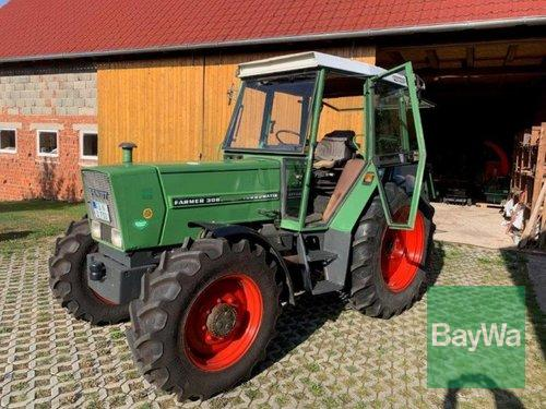 Fendt Farmer 306 Year of Build 1984 Dinkelsbühl