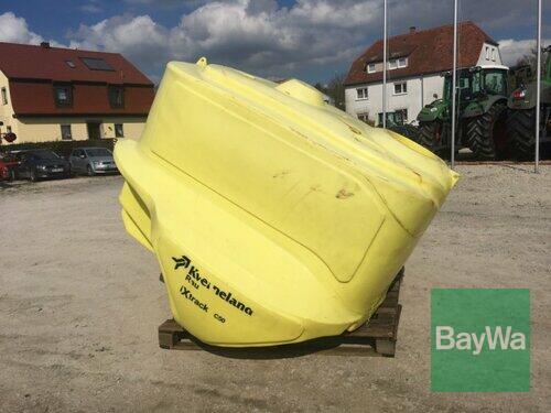 Kverneland Spritzentank/ Spritzbehälter Für Rau Ikarus C50 Ixtrac Year of Build 2014 Dinkelsbühl