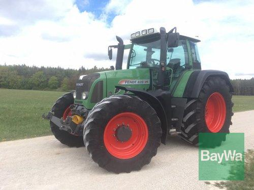 Fendt 820 Vario TMS Year of Build 2009 4WD