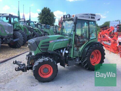 Fendt 210 V Godina proizvodnje 2010 Pogon na 4 kotača