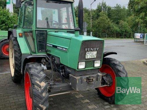 Fendt Farmer 308 LSA Byggeår 1983 A/C