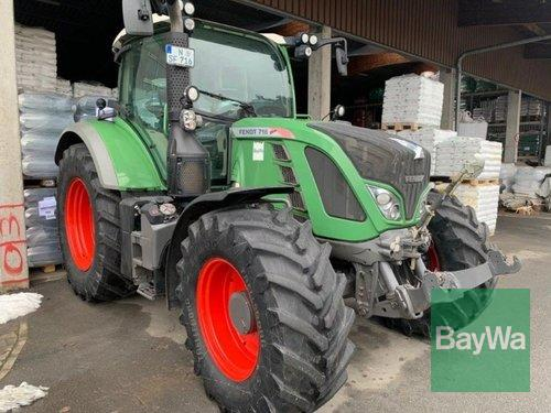 Fendt 716 Vario SCR Profi Year of Build 2015 4WD