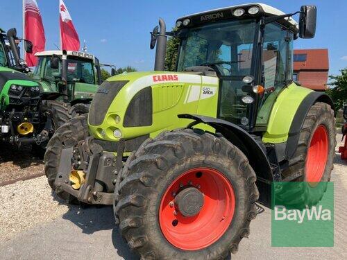 Traktor Claas - Arion 640