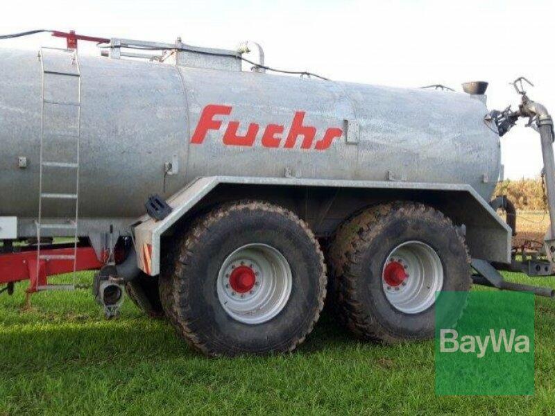 Fuchs PT 16T mit Möscha Duo