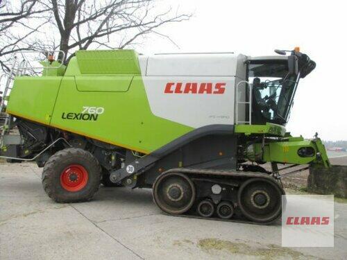Claas Lexion 760 Terra Trac Baujahr 2011 Heilsbronn