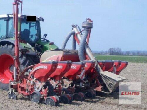 Einzelkornsämaschine Becker - Aeromat Maissägerät