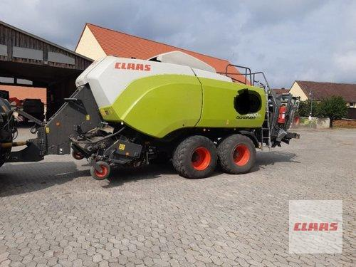 Claas Quadrant 5200 FC Year of Build 2018 Heilsbronn