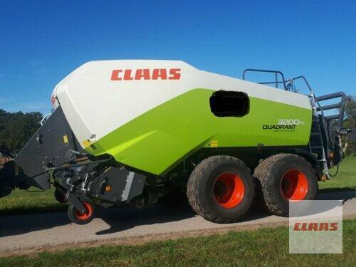 Claas Quadrant 3200 FC Byggeår 2016 Heilsbronn