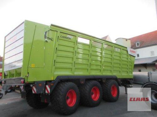 Claas Cargos 760 Business Tridem Année de construction 2018 Heilsbronn