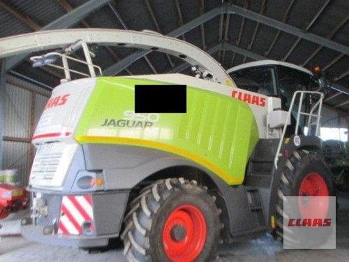 Forage Harvester - Self Propelled Claas - JAGUAR 950