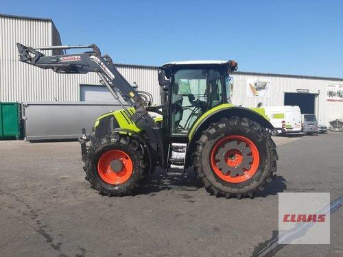 Claas Arion 530 Cebis Front Loader Year of Build 2014