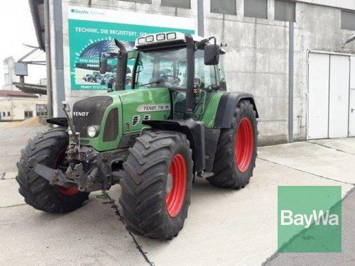 Fendt 718 Tms Vario Year of Build 2012 4WD