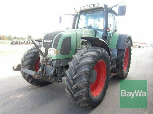 Fendt Traktor 924 Vario Byggeår 2003 A/C