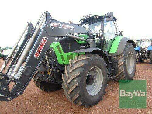 Deutz-Fahr Agrotron 7230 TTV Frontlader Baujahr 2013