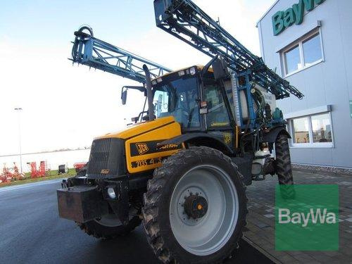 JCB Fasttrac 2135 4ws + Inuma 3524 Year of Build 2004 4WD