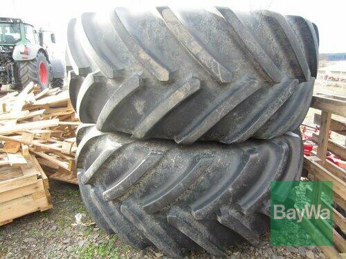 Michelin 2 Gebr. Räder Mi If800/70 R38 Großweitzschen