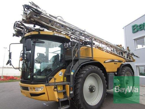 Challenger Rogator 655 C Year of Build 2014 Großweitzschen