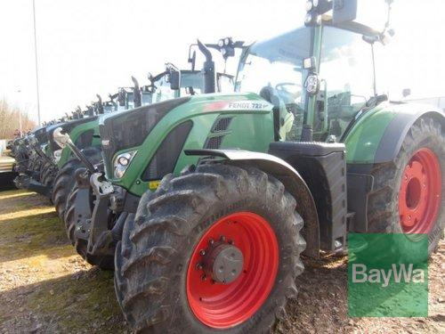 Fendt 722 VARIO S4 PROFI VERSION