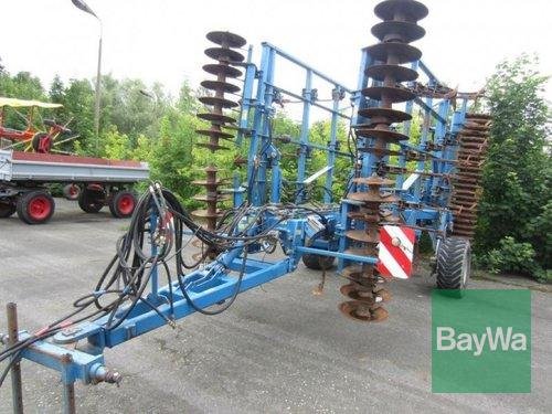Rabe Grubber Fire Bird 6000k Profi Year of Build 2004 Großweitzschen
