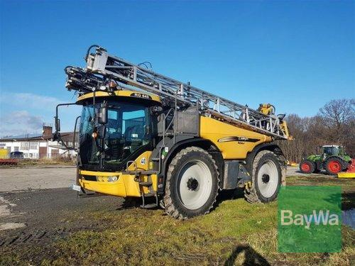 Challenger Rogator 645 B Year of Build 2012 Großweitzschen