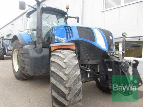 New Holland T 8.390 Année de construction 2013 Großweitzschen