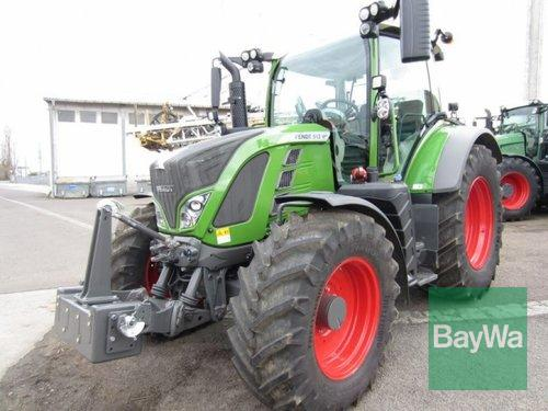 Fendt 512 Vario S4 Profi Year of Build 2018 4WD