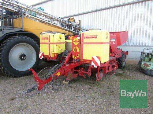 Grimme Kartoffellegemaschine Sb 230 Anul fabricaţiei 2014 Großweitzschen