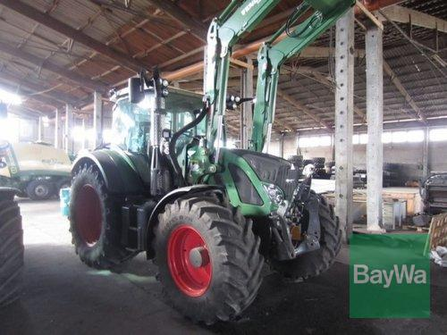 Fendt 516 Vario Scr Profi Year of Build 2015 Großweitzschen