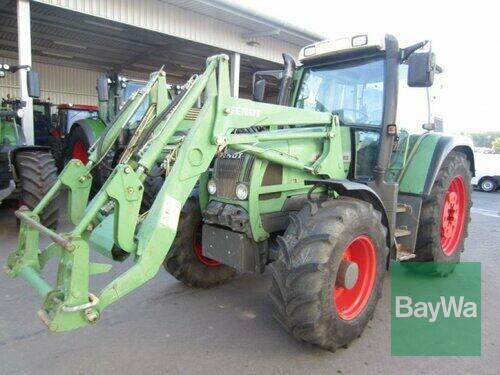 Fendt Farmer 412 Vario Frontlader Baujahr 2004